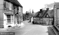 Wickham, Bridge Street 1964
