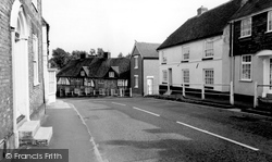 Wickham, Bridge Street 1969
