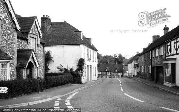 Photo of Wickham, Bridge Street 1969