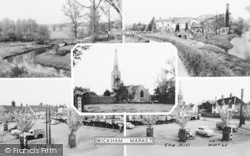 Composite c.1960, Wickham Market