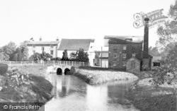 Deben Mill 1954, Wickham Market