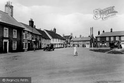 Market Hill 1929, Wickham Market