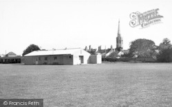Wickham Market, Recreation Ground 1954