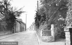 Snowden Hill 1950, Wickham Market