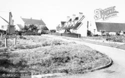Wickham Market, The Crescent 1954