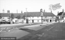 Wickham Market, The Hill 1954