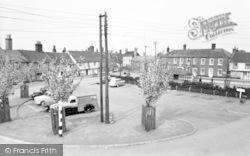 Wickham Market, The Hill 1959