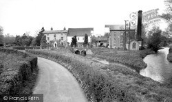 Wickham Market, The Mill 1959