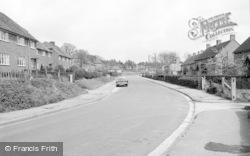 Wickham, Meon Park Estate 1964