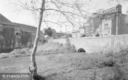 Wickham, Mill Bridge 1957