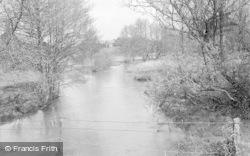 Wickham, Mill Stream 1964