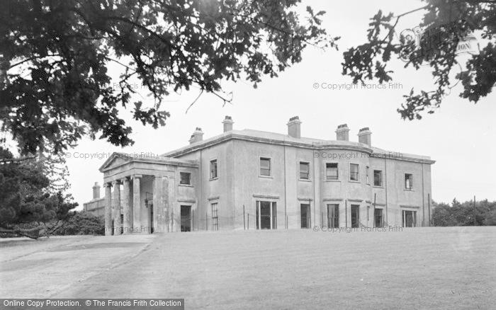 Photo of Wickham, Rookesbury Park School 1957