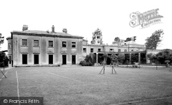 Wickham, Rookesbury Park School 1957