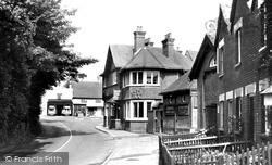 Wickham, Star Inn Corner 1951