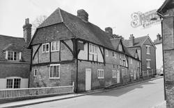 Wickham, The Barracks 1964