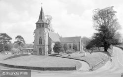 Wickham, The Church 1964