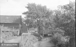 Wickham, The Old Mill 1951