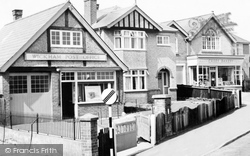 Wickham, The Post Office 1957