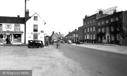 Wickham, The Square 1957