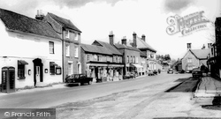Wickham, The Square 1964