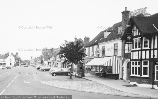 Photo of Wickham, The Star Inn 1969
