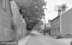 Wickham, Winchester Road 1951