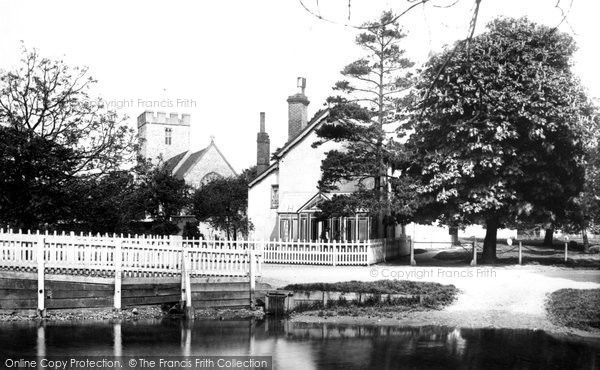 Photo of Wickhambreaux, Green 1903