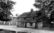 Wickhambreaux, Old Bell House 1903