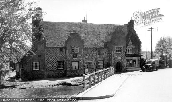 Photo of Wickhambreaux, Post Office c.1955