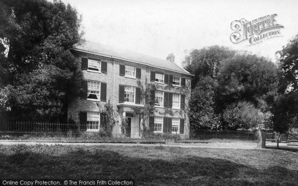 Photo of Wickhambreaux, The Court 1903