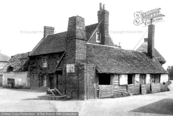 Photo of Wickhambreaux, the Forge 1903