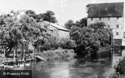 The Mill c.1955, Wickhambreaux