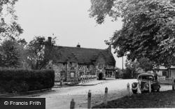 The Old Stone Manor c.1955, Wickhambreaux