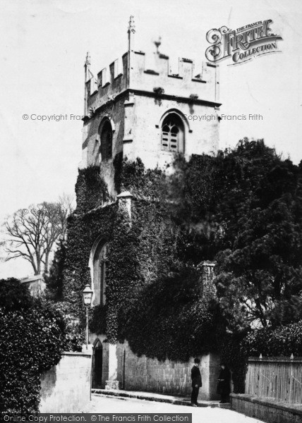 Photo of Widcombe, Old Church 1887