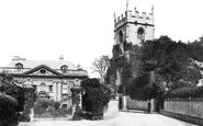 Widcombe, the Church 1887