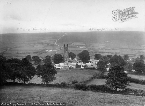 Photo of Widecombe In The Moor, 1922