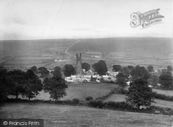 Widecombe In The Moor, 1922