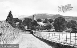 c.1960, Widecombe In The Moor