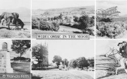 Composite c.1960, Widecombe In The Moor