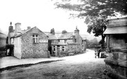 Widecombe-In-The-Moor, the Old Inn 1922