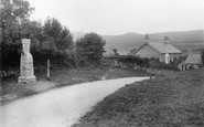 Widecombe-In-The-Moor, the Village 1922