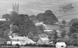 Widecombe In The Moor, The Village 1927