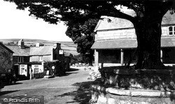 The Village c.1960, Widecombe In The Moor