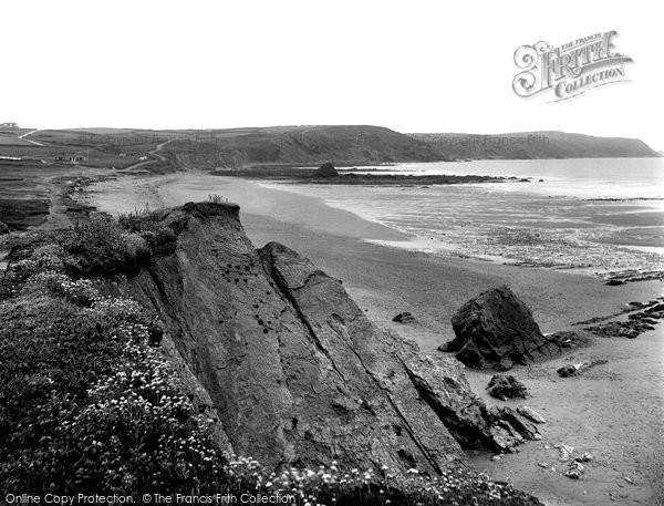 Photo of Widemouth Bay, 1920