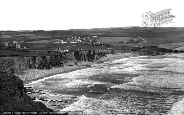 Photo of Widemouth Bay, 1929