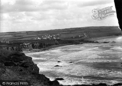 Widemouth Bay, 1929