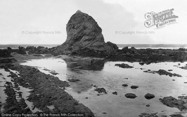 Photo of Widemouth Bay, Black Rock 1920