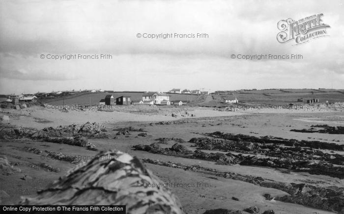Photo of Widemouth Bay, c.1955