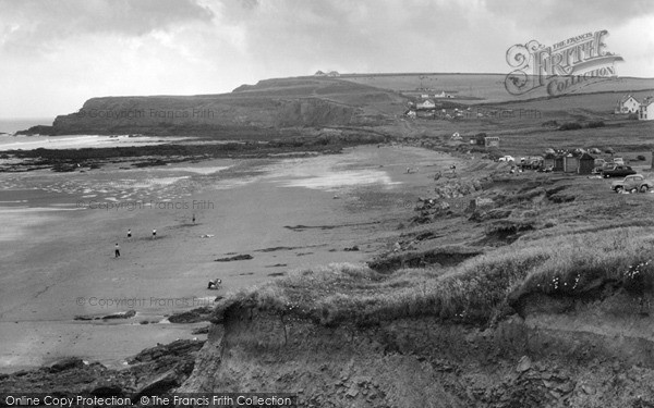 Photo of Widemouth Bay, c.1960