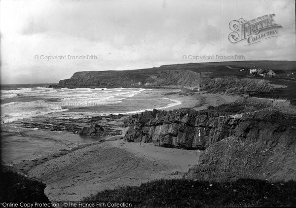 Photo of Widemouth Bay, The Beach 1929